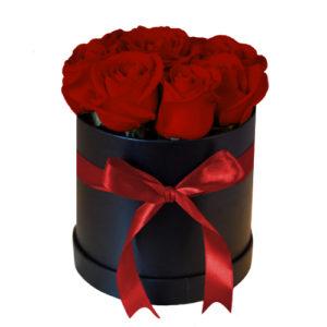 Scarlet Flower Box